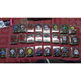 25 Cards Exclusive Raros Sulame Adrenalyn Copa 2018 Limiteds