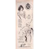 Publicidad Antigua Corpiños Virtus - 648