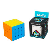 Cubo Magico 4x4x4  Moyu Meilong - Excelente !