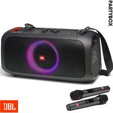 Jbl Partybox On The Go Parlante Bluetooth Portatil Karaoke