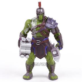 Boneco Hulk Gladiador Thor Ragnarok 20cm - Pronta Entrega