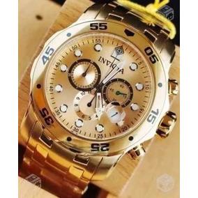 f6f10f461d8 Kz Police - Relógio Invicta Masculino no Mercado Livre Brasil