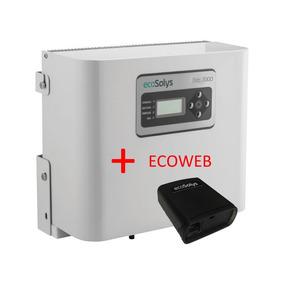 Inversor Solar Ecosolys Ecos-1000 1kw Mono 220v + Ecobox