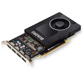 Video Pny Nvidia Quadro P2000, 5gb Gddr5, 160 Bits