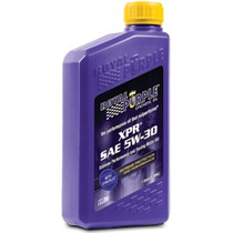Aceite Sintetico Xpr Racing Oil Marca Royal Purple
