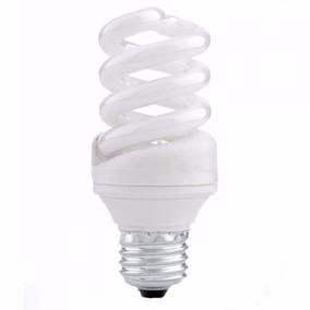 Foco Fluorescente Ahorrador 15 Watts Espiral 15w No Led