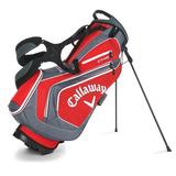 Talega Golf Stand Callaway Chev Rojo/gris/blanco