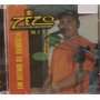 Cd Zezo - Em Ritmo De Seresta Volume 2 (original E Lacrado)