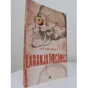 Livro - Laranja Mecânica Anthony Burgess - Novo!