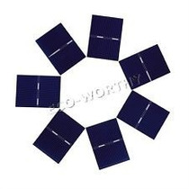 Kit 100 Celdas Solares Para Panel De 30 Watts