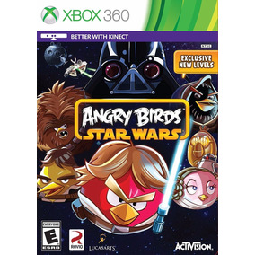 Angry Birds Star Wars Nuevo Sellado Xbox 360