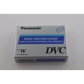 Cassette Limpiador Panasonic Mini Dv