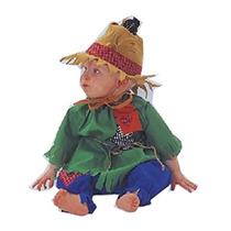 Disfraz Para Niño Traje Del Bebé Dulce Espantapájaros