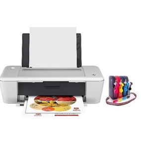 Impresora Hp 1015 Con Sistema De Tinta Instalado