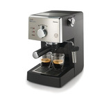 Cafetera Express Philips Saeco Hd8325/42 1 Lts 15 Bares