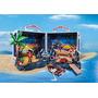 Maletín Cofre De Tesoro Pirata Playmobil - Art. 5347 - Intek