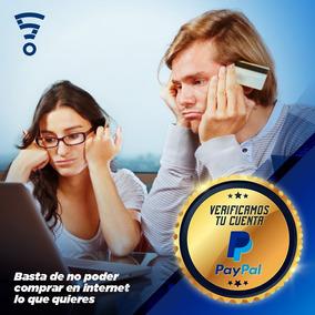 Verificación Paypal Garantía De 3 Años