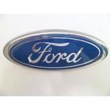 Ovalo Emblema Insignia 3 Pernos En Parrilla Ford F-100 83/89
