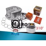 Kit Preparado Cg/titan125 99 P/200cc+comando Wgk