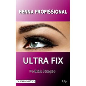 Henna Profissional Ultra Fix
