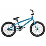 Bicicleta Haro Bikes Bmx Z-18 Aro 18 - Azul Metálico