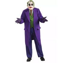 Disfraz Guasón Joker Batman Dark Knight Importado Envío Grat