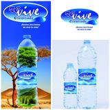 Agua Purificada Ozonizada Publicidad