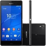 Smartphone Sony Xperia Z3 D6643-16g- Tv Digital- De Vitrine