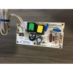 Tarjeta Control Refrigerador Mabe Ge Original 200d9607g001