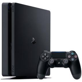 Playstation Sony Ps 4 Slim 1 Tera + 1 Juego + 1 Joystick