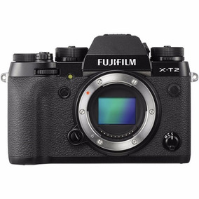 Cámara Fujifilm Fuji X T2 ( Xt2 ) Cuerpo / Body- Mirrorless