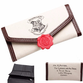 Harry Potter Cartera Envio Gratis Mujer Monedero Billetera B