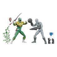 Boneco Green Ranger Lightning Collection Verde Power Rangers