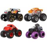 Hot Wheels Monster Truck Trocas Mounstro *envío Gratis