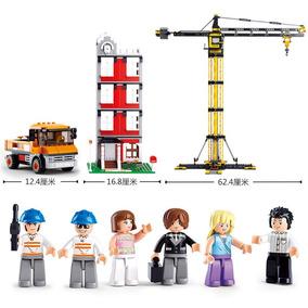 Guindaste 1461 Pç Compativel Lego Frete Grátis