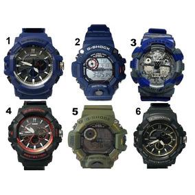 8695e7199e5 Kit Relogio G Shock Com Caixa - Joias e Relógios no Mercado Livre Brasil