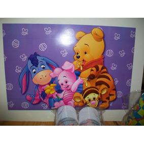 Winnie The Pooh Bebe Combo Cotillon Para Cumpleaños Completo
