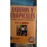 Andinos Y Tropicales La Cumbia Peruana Shalom Records