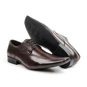 d649e45cc7 Sapato Social Bigioni - Sapatos Sociais para Masculino Marrom no ...