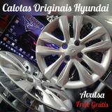 Calota Hb20 Original Hyundai Aro 15 Avulsa Nova - Londrina