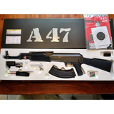 Fusil Airsoft Ak 47,full Metal, 430fps Automático ¡ Remate!