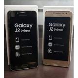 Samsung J2 Prime Dual Sim Sellados 4g Lte 1 Año Garantia