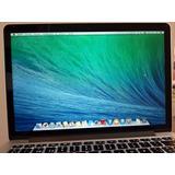 Macbook Pro Retina 13 I5 2.7 8g 120 Ssd 2015