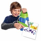 Crayola Aerografo Verde Para Niños Marcadores Lavables Inmed