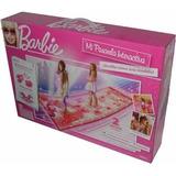 Pasarela Interactiva Modelar Barbie - Jugueteria Aplausos
