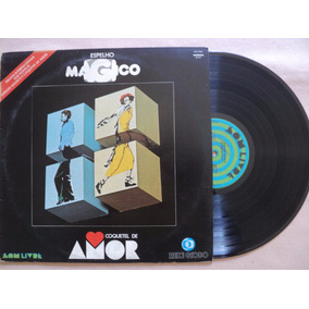 Espelho Mágico Coquetel De Amor Lp Trilha Internacional 1977