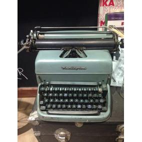 Máquina De Escrever Remington Anos 60
