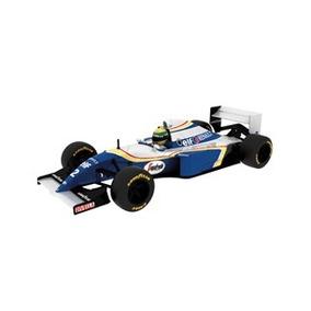 Mini Williams Fw16 - Ayrton Senna Ed. 41 Lendas Brasileiras