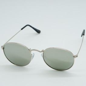 Oculos John Lennon Espelhado Prata - Óculos no Mercado Livre Brasil b38abbbd5c