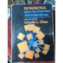 Estadìstica Para La Ciencias Administrativas-2ª Ed.- L. Chao